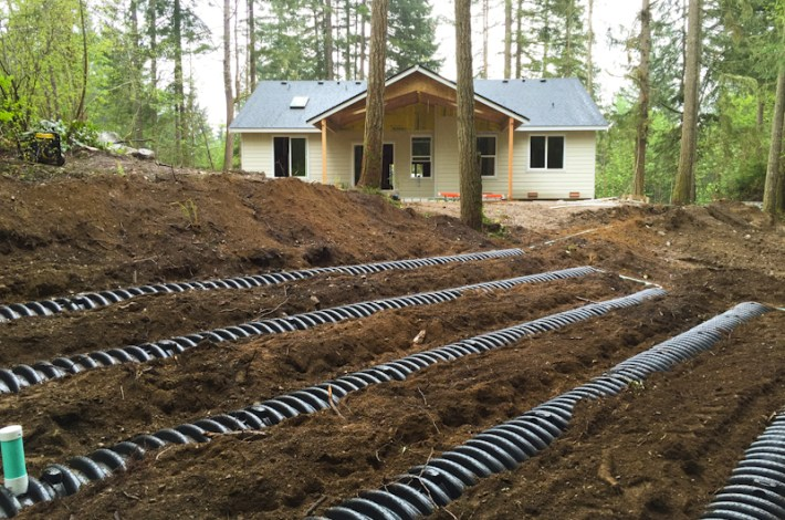 Another gravity septic system apex septic design llc for Gravity septic system design