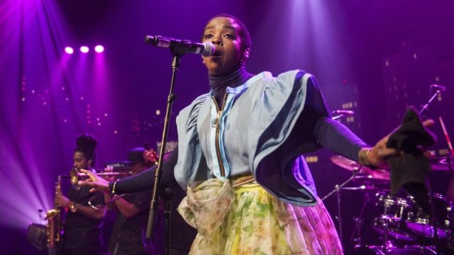 New Music Tuesday – Austin City Limits: Lauryn Hill