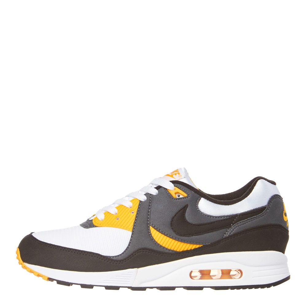 Air Max Classic Air Max Light Trainers Grey White Yellow