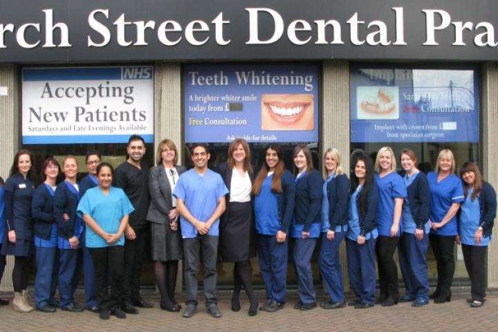 Church Street Dental Practice - 27-29 Lichfield Street, Bilston