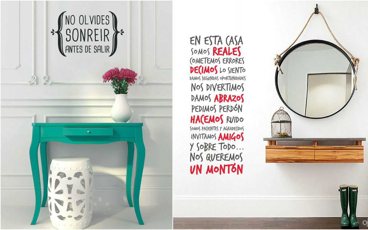 Fotos De Recibidores Ideas Baratas Para Decorar Tu Recibidor Api Cat