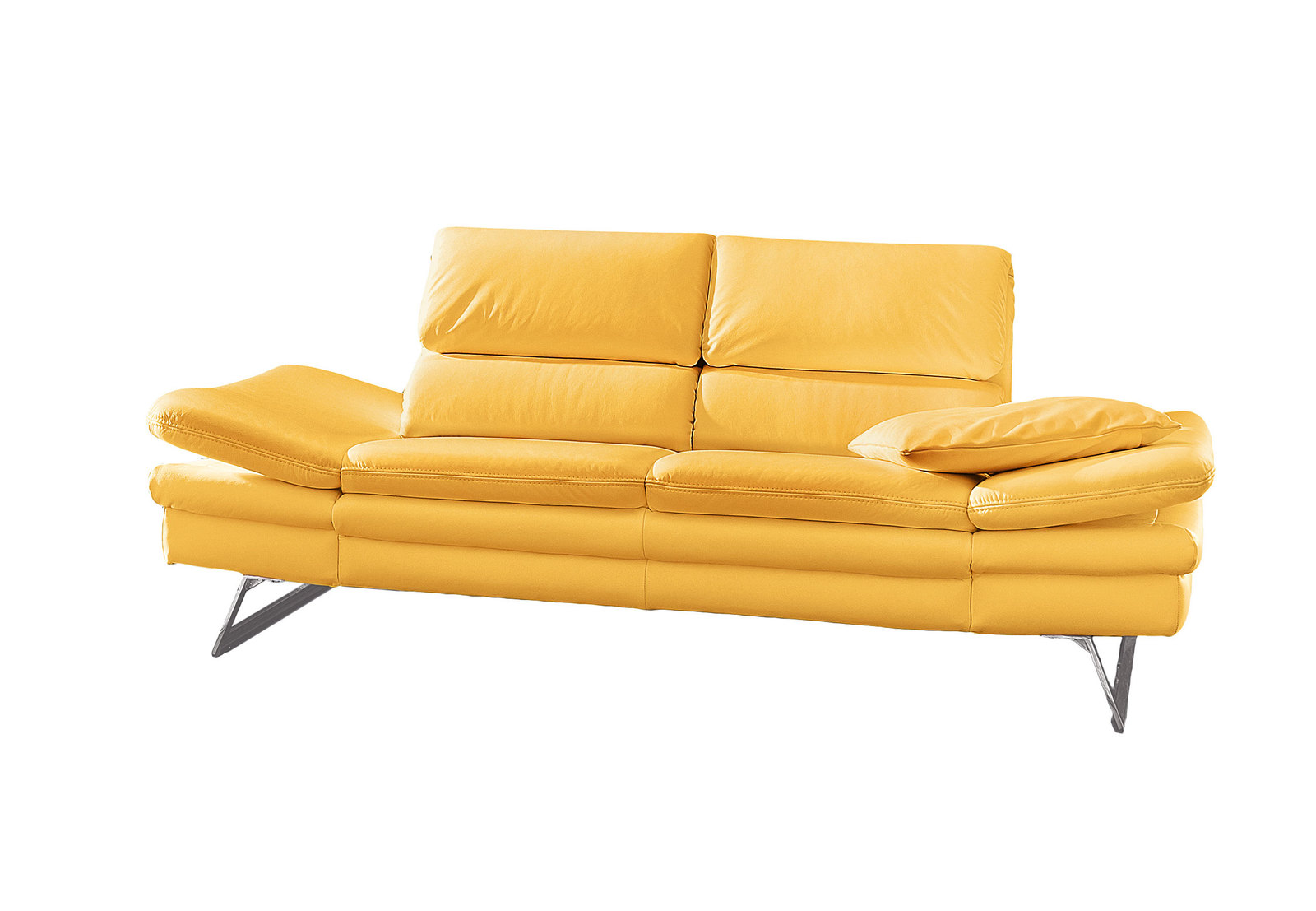 Sofa Hudson Möbelhaus Yellow Couch Studio