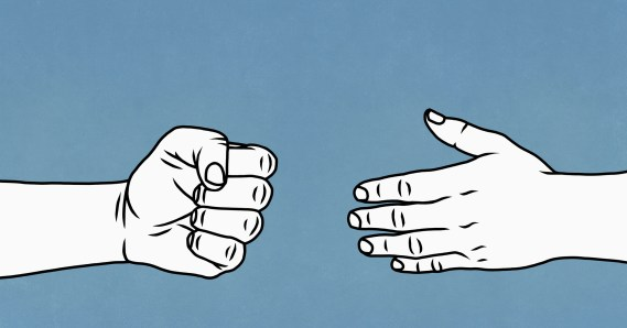 COVID-19 Killed the Handshake. What Will Replace It? | Time