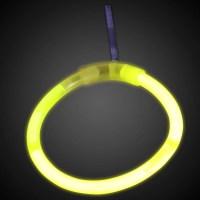 Glow Hoop Earrings - 6 Per Unit