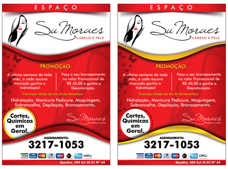 Panfleto SU MORAES Ápice Multimídia \u2013 Gráfica, Comunicação Visual