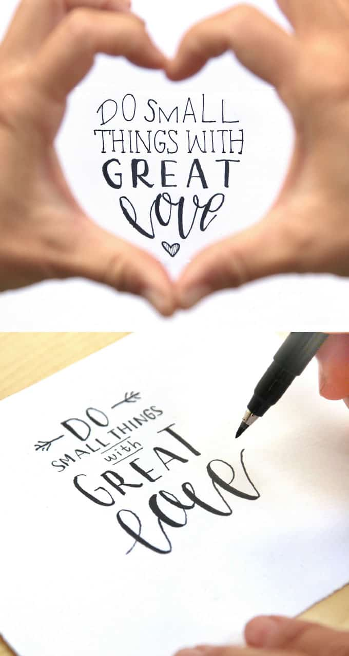 Calligraphy For Beginners Online Favorite Hand Lettering And Art Classes To Take Online A Piece