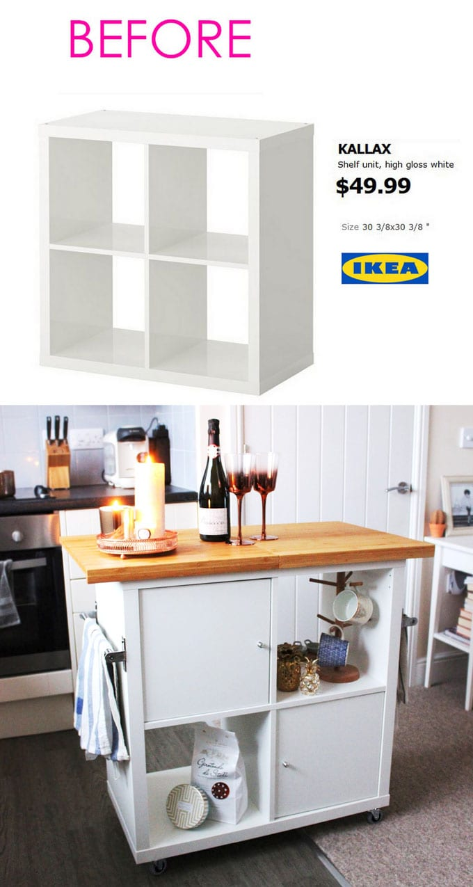 Ikea Hacks 20 Smart And Gorgeous Ikea Hacks Great Tutorials A Piece