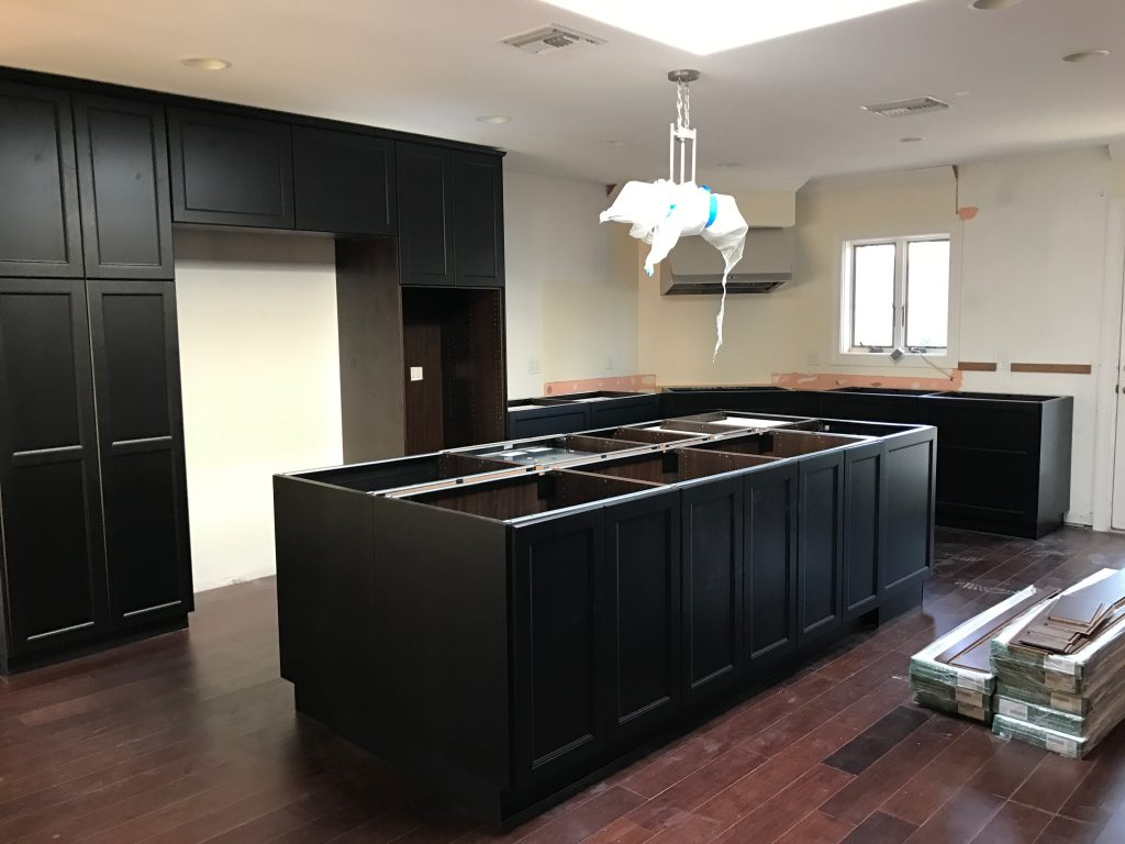 Matte Kitchen Cabinets Kitchen Remodel Week 5 One Room Challenge Pinterest