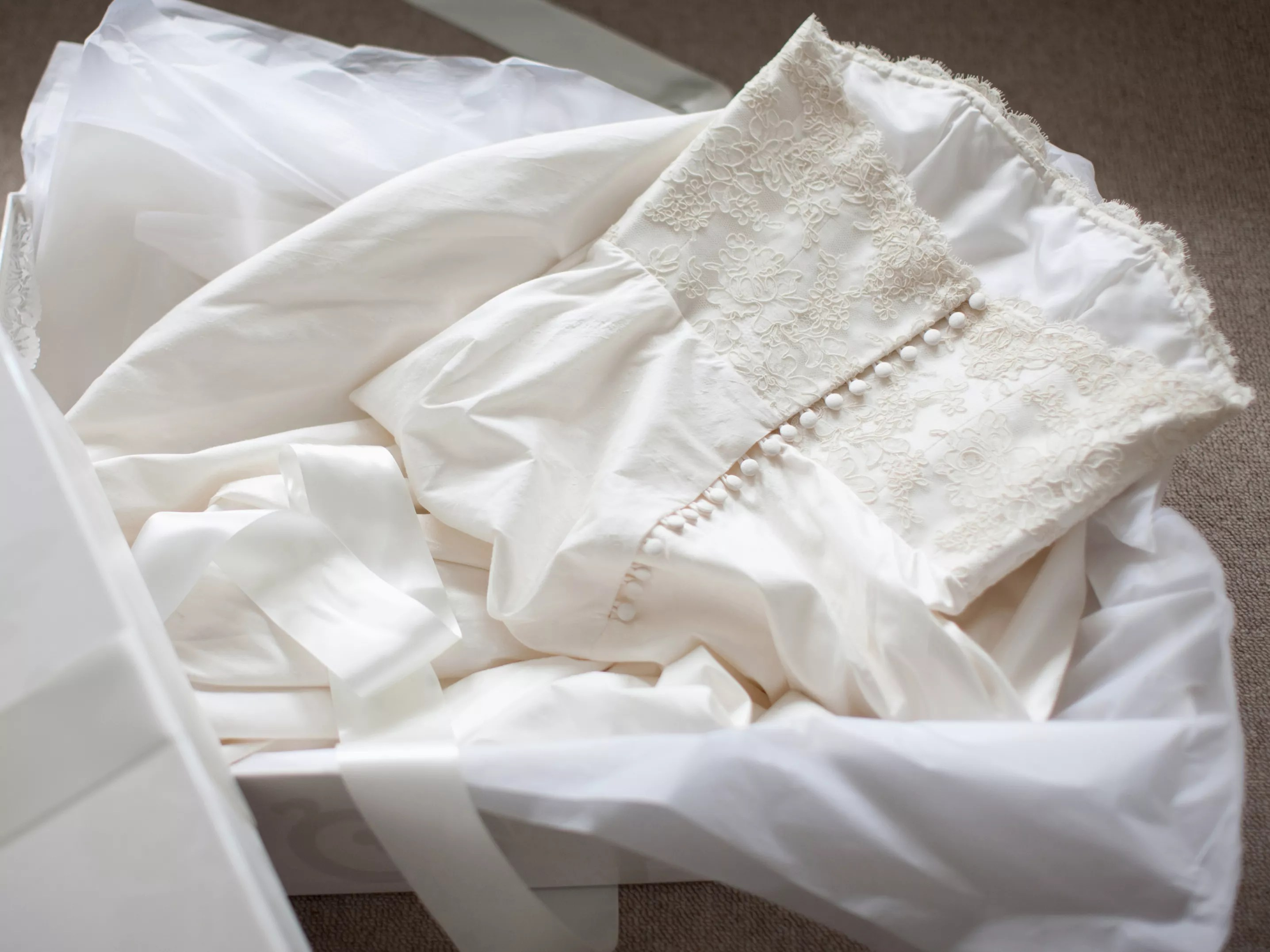 used wedding dresses buy sell online used designer wedding dresses