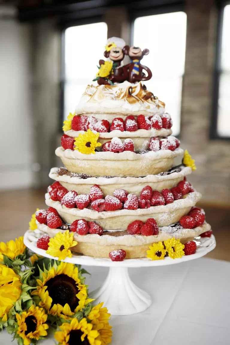 7 Ways To Serve Pie At Your Wedding