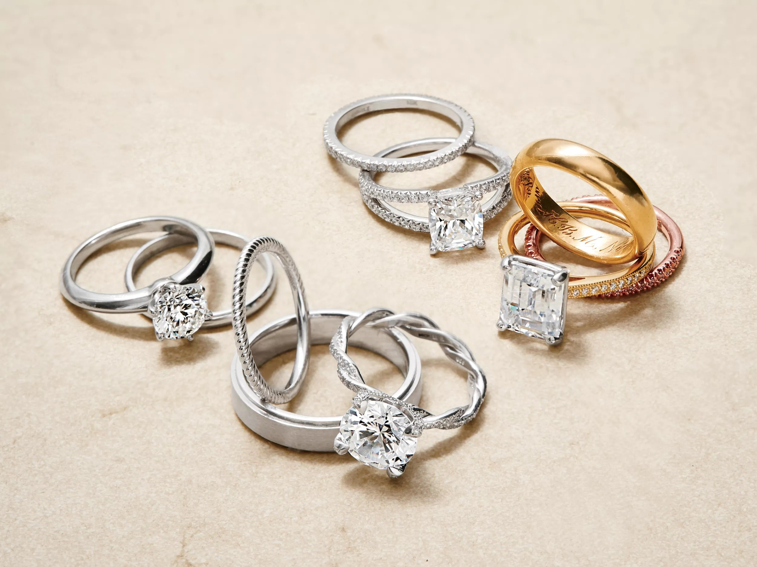 rules for choosing your wedding bands cheap diamond wedding bands