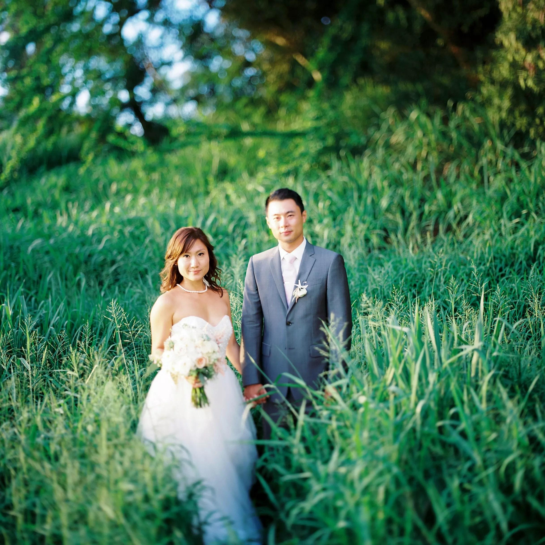 hawaii weddings hawaiian wedding dress A Romantic Hawaiian Wedding in Kapalua