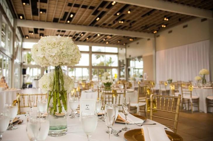 West Palm Beach Lake Pavilion Reception