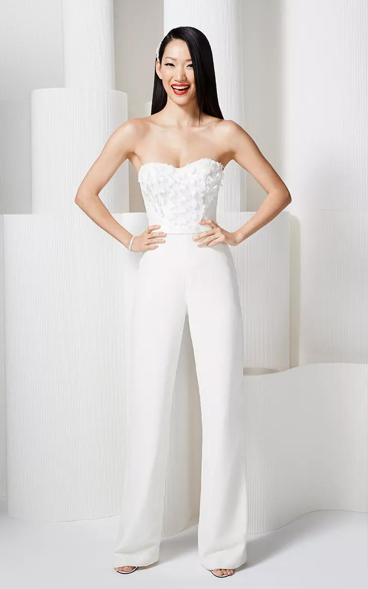 Jumpsuit Hochzeit Blau Find The Wedding Dress That Fits Your Personality
