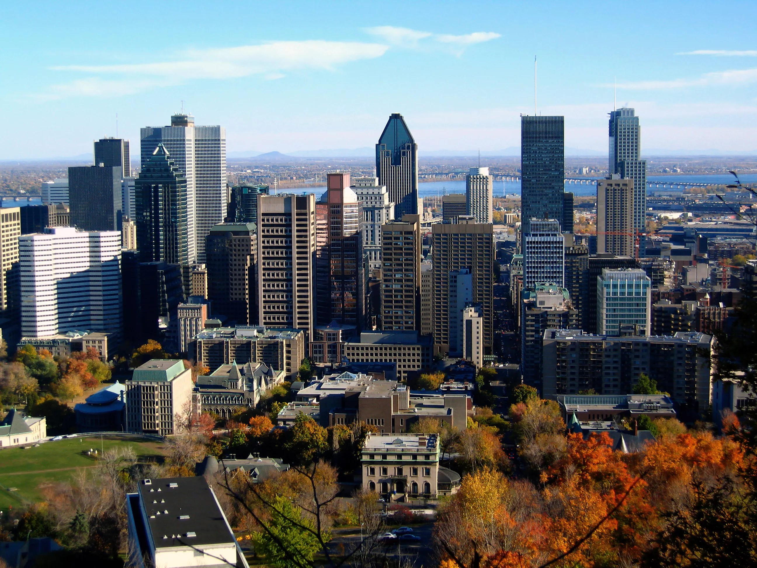 Montreal Weather Montreal Honeymoon Weather And Travel Guide