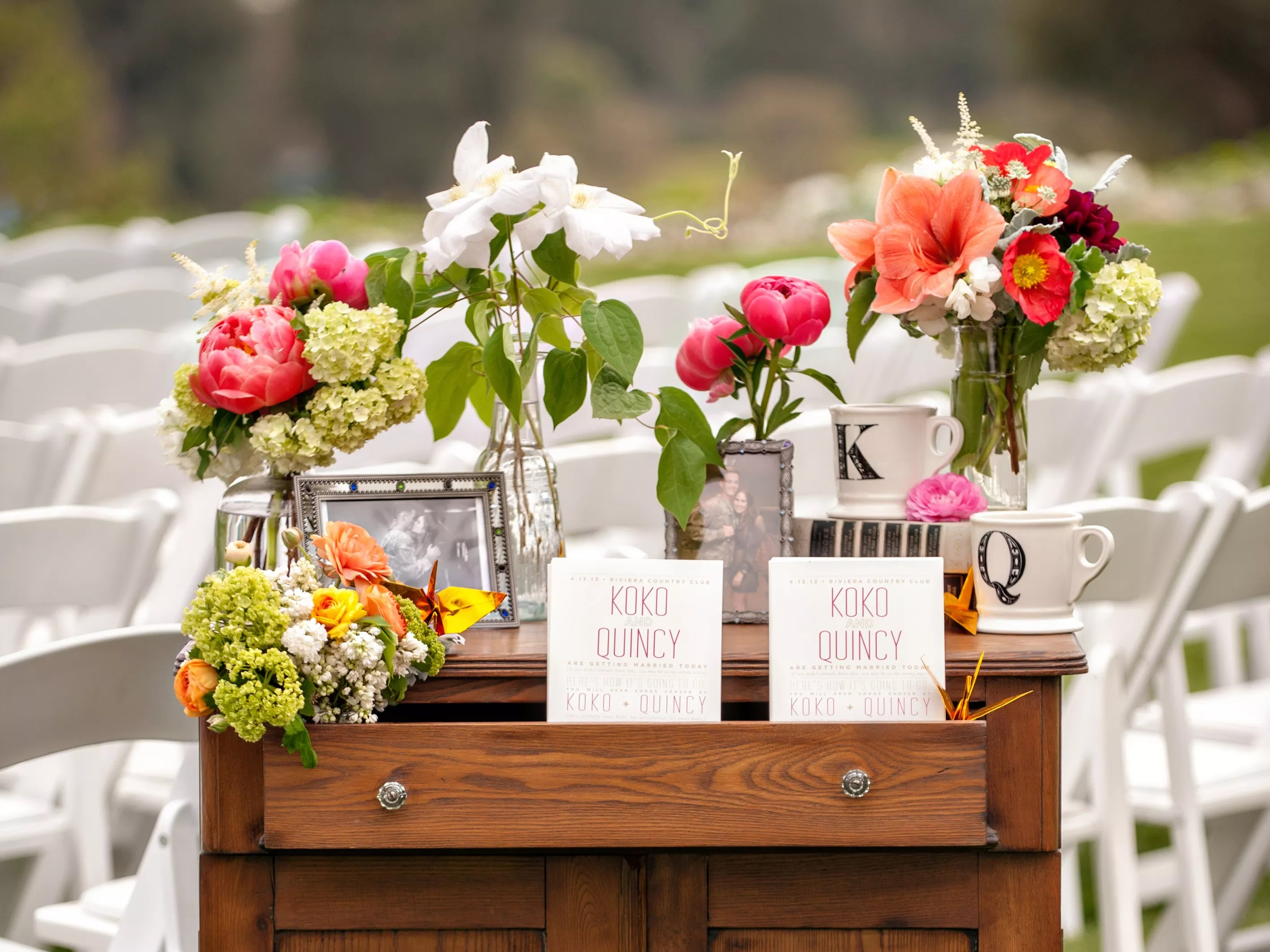 wedding programs for every guest wedding program