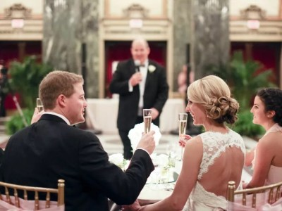 Wedding Toast Tips: How to Make a Great Speech