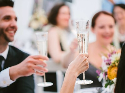 41 No-Fail Wedding Toast Quotes