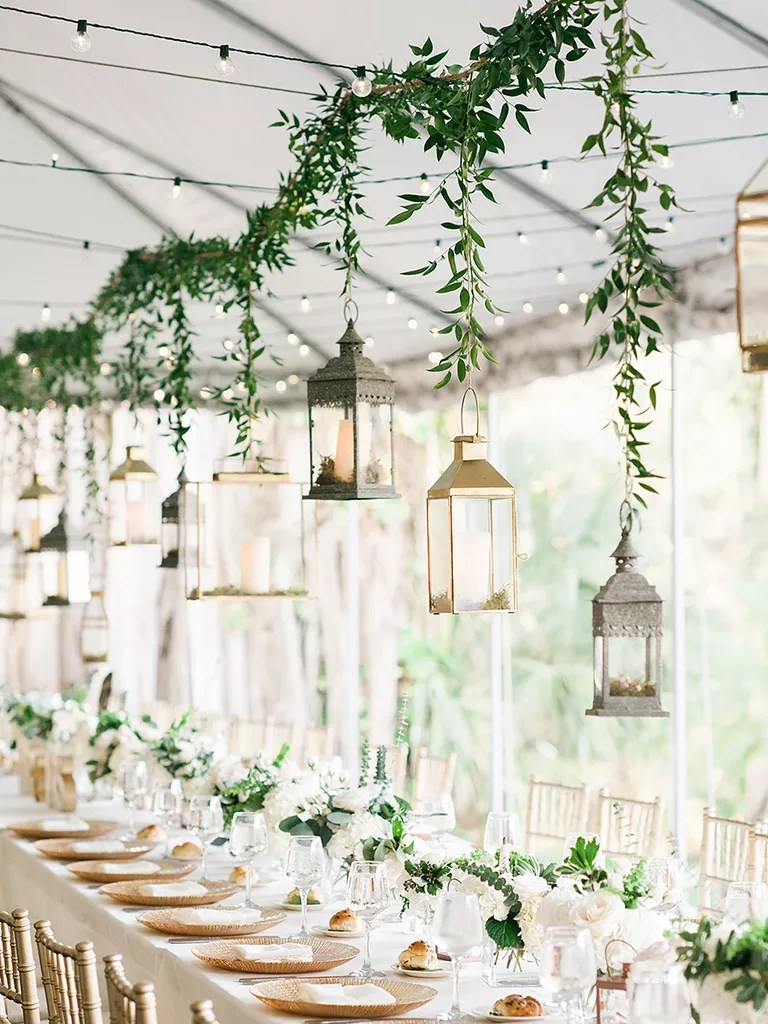 Fall String Lights Wallpaper Weddings 20 Easy Ways To Decorate Your Wedding Reception