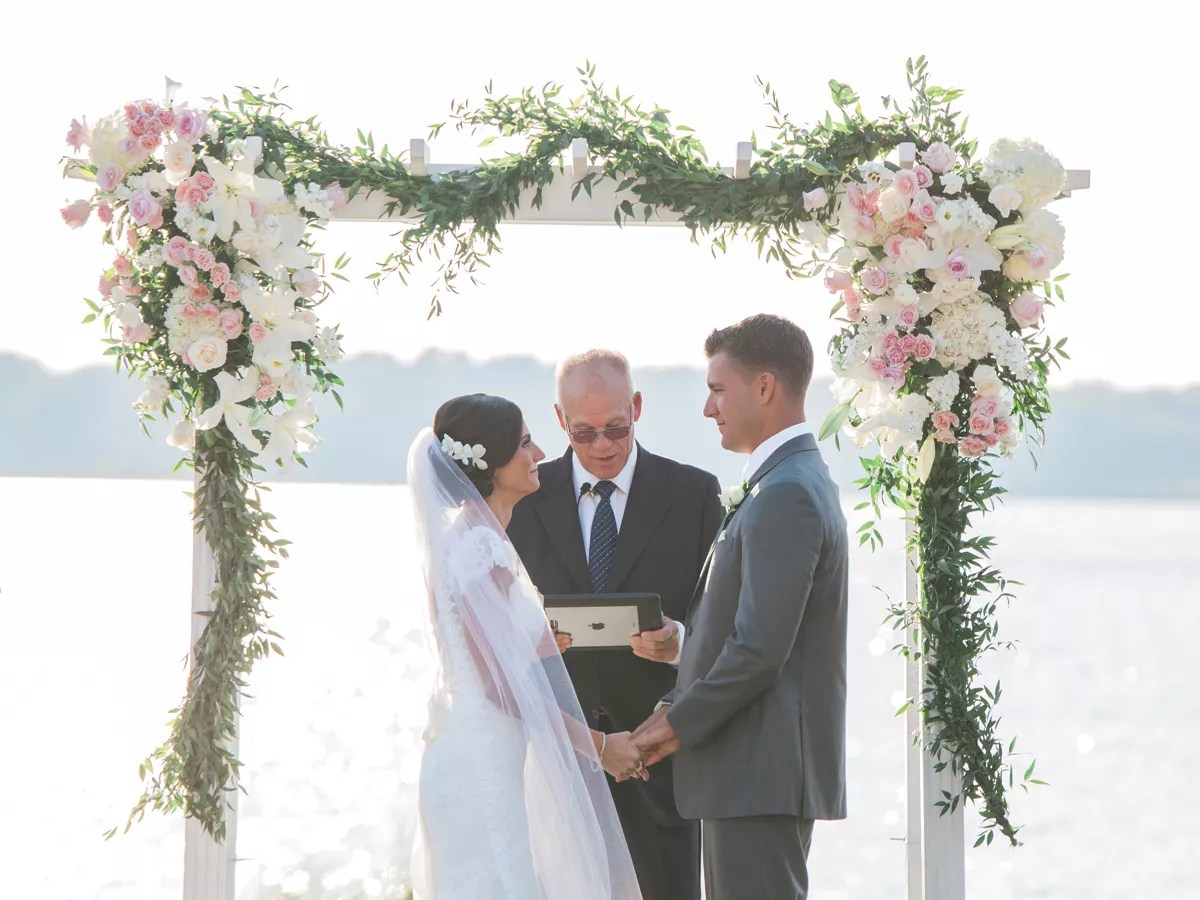 Real Wedding Vows You39ll Love