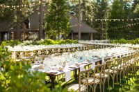 A Outdoor Beach Wedding in Lake Tahoe, CA