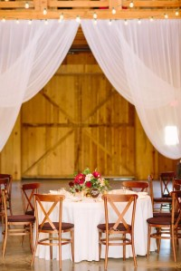 Wood Cross-Back Dining Chairs