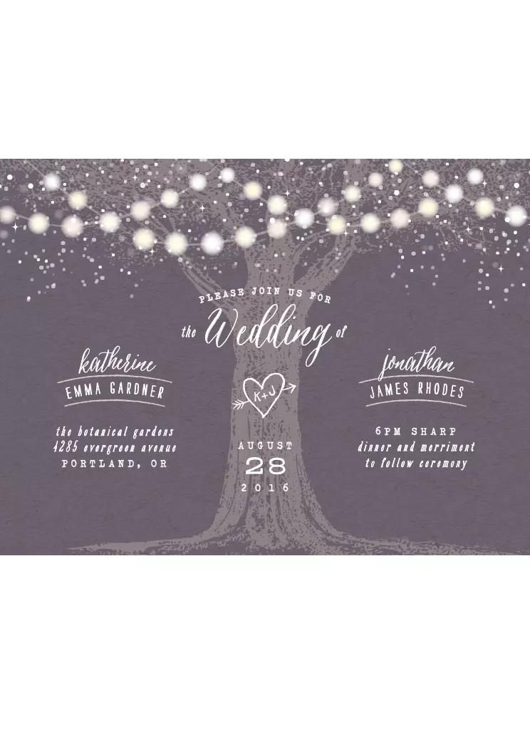 Wedding Invitations - Wedding Stationery