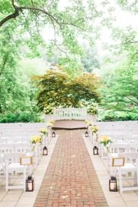 A Yellow and Green Wedding at Elkridge Furnace Inn in ...
