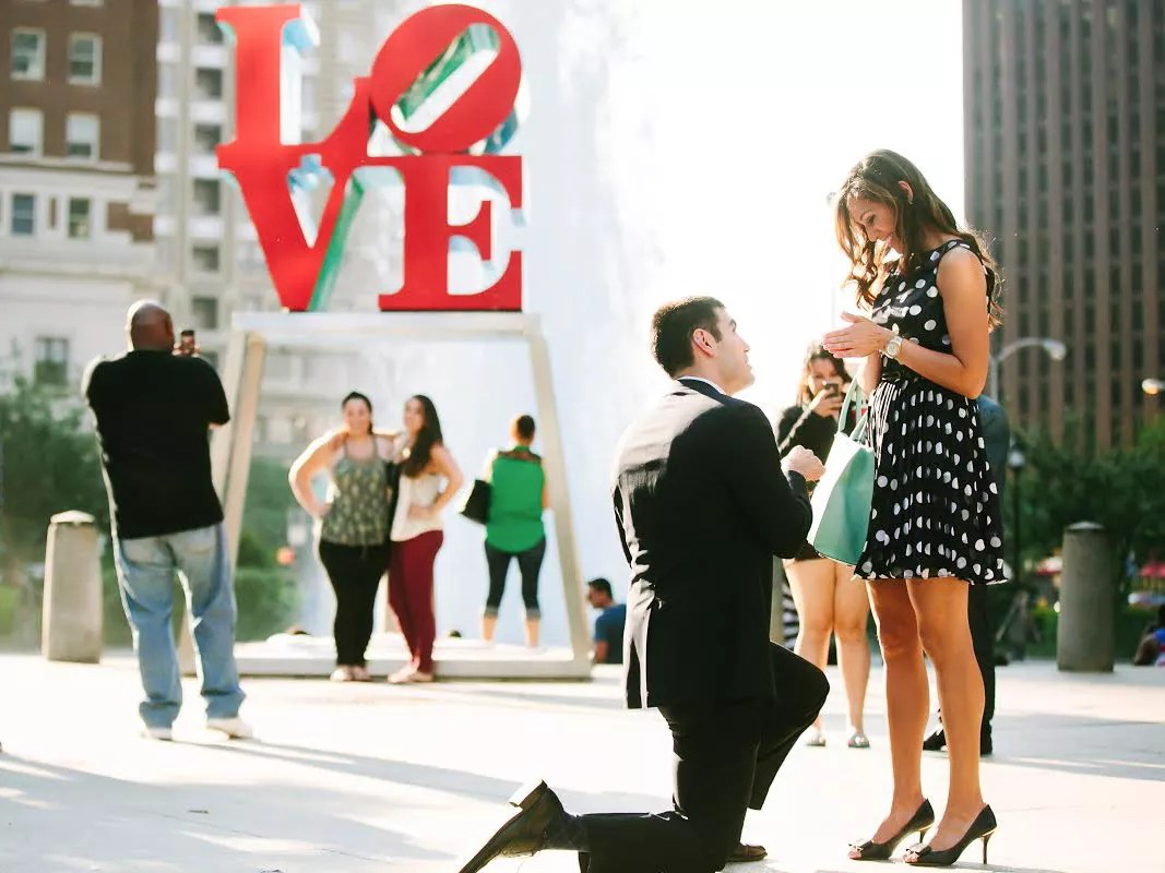 Girl Proposes To Boyfriend Wallpaper 58 Most Romantic Ways To Propose