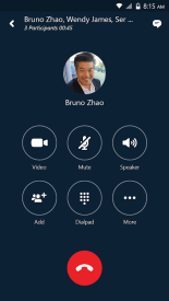 Roid Skype Business Download