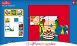 Caillou Learning