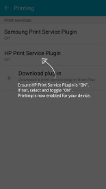 HP Print Service Plugin For Roid