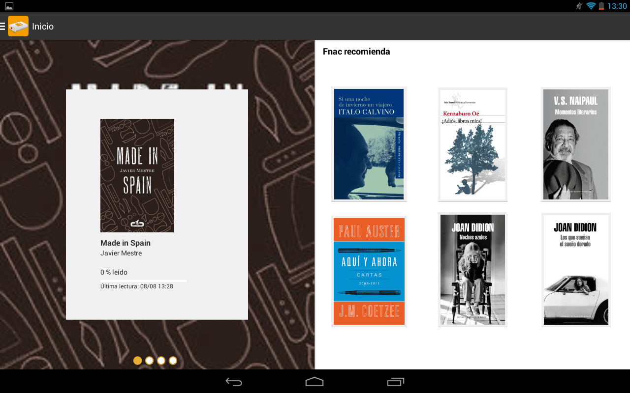 Novedades Libros Fnac Fnac Ebooks 2 7 Apk Download Android Books And Reference