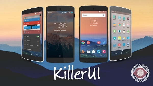 Cm Launcher 3d Wallpaper Apk Download Killerui Theme Engine Cm12 1 1 0 Apk Apkmos Com