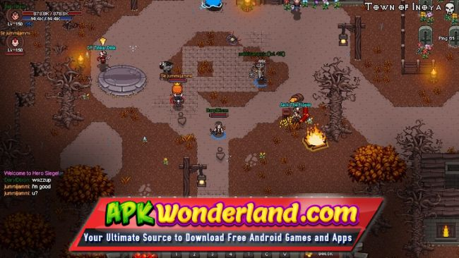 Hero Siege Pocket Edition 241 Apk + Mod Free Download for Android