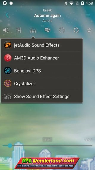 JetAudio Music Player Plus pro 952 Apk + Mod Free Download for