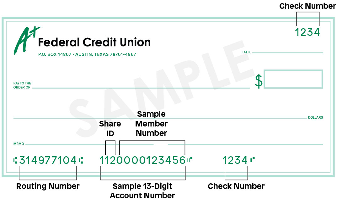 Credit Union Services - Direct Deposit, Gift Cards, Wires - A+