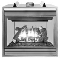 Lennox Gas Fireplace Log Placement - Image Collections ...