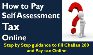 How to Pay Self Assessment Tax Online?