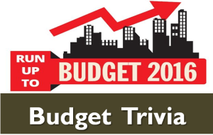 Interesting Budget Trivia from the Past