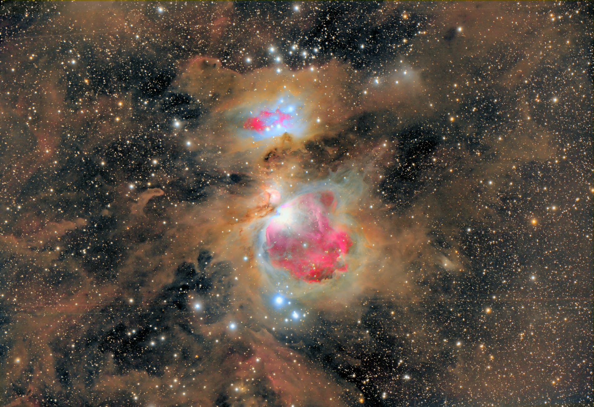 How Was The Calendar Created Universe The Digital Workplace Designed For Googles G Suite Universe Apod 2012 February 6 Dust Of The Orion Nebula