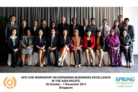 Continuous Business Excellence