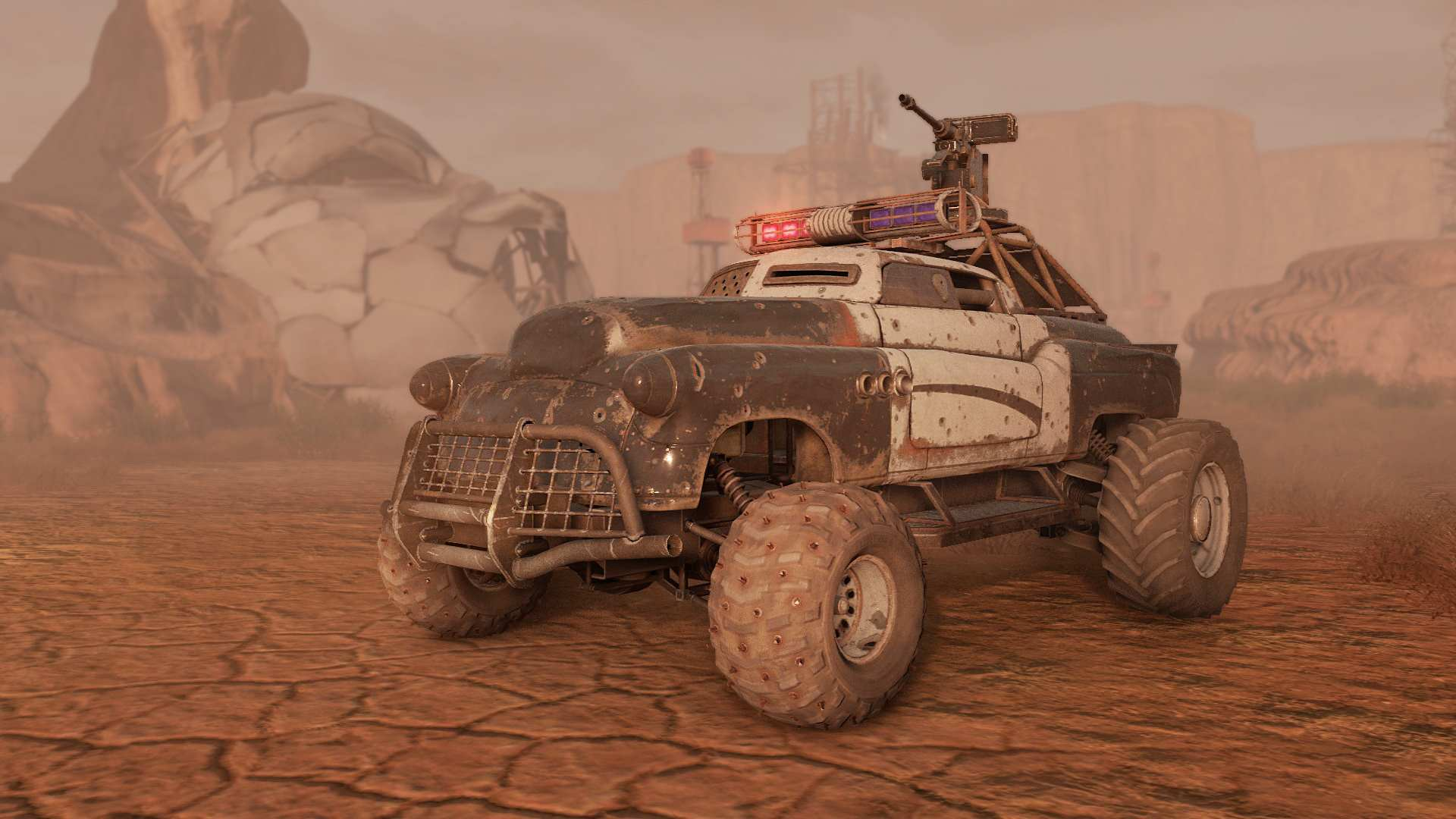 Cop Car Wallpaper Crossout Law Of The Wasteland Pack On Ps4 Official