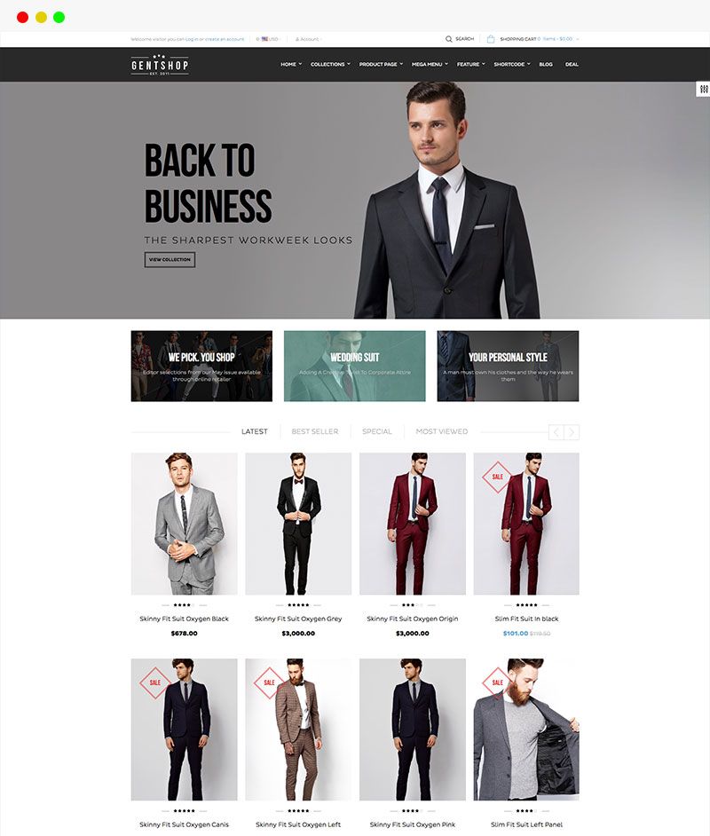 Best Free Shopify Templates and Premium Responsive Shopify Themes in