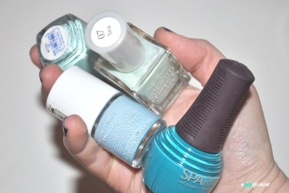 blues hand