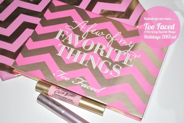 Title too faced