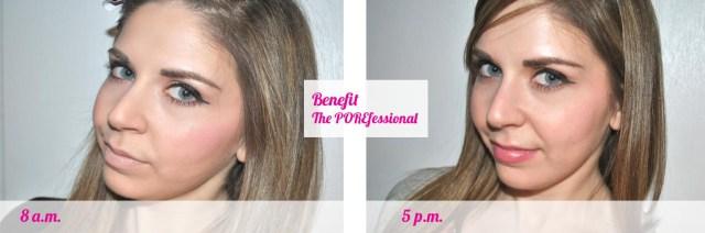 Makeup benefit