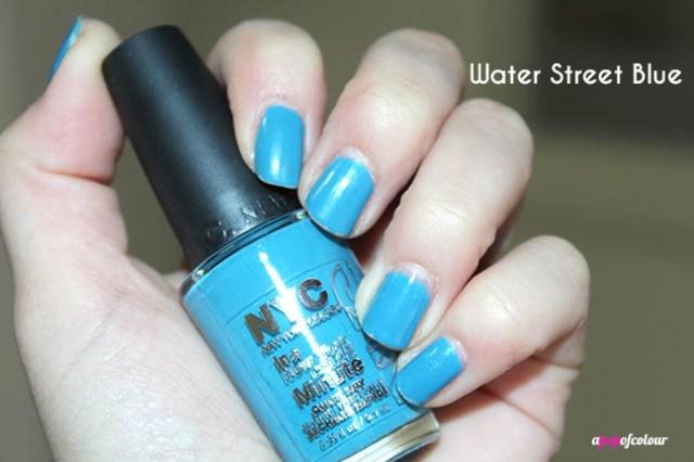 Water Street Blue