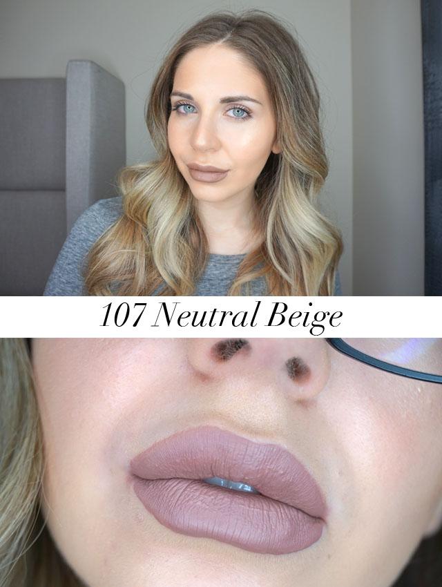107 Neutral Beige