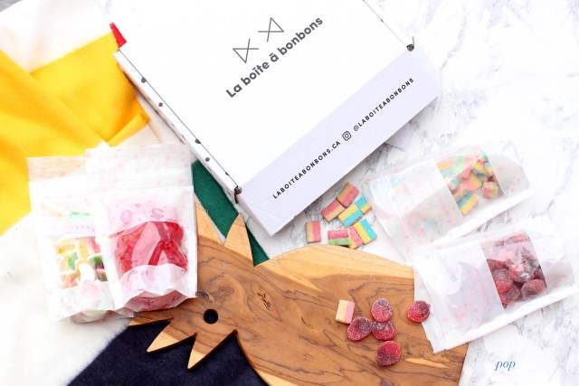 La Boite a Bon Bons candy subscription box